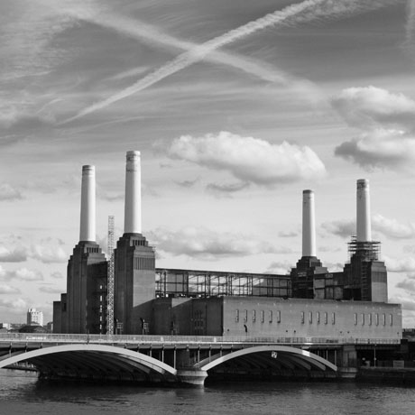 London Black And White Photographs